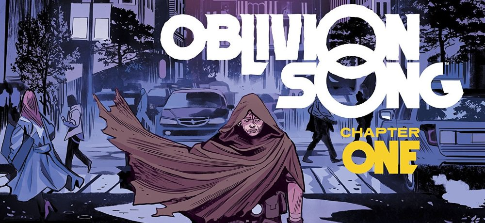 A Film Adaptation of OBLIVION SONG Will Be Developed