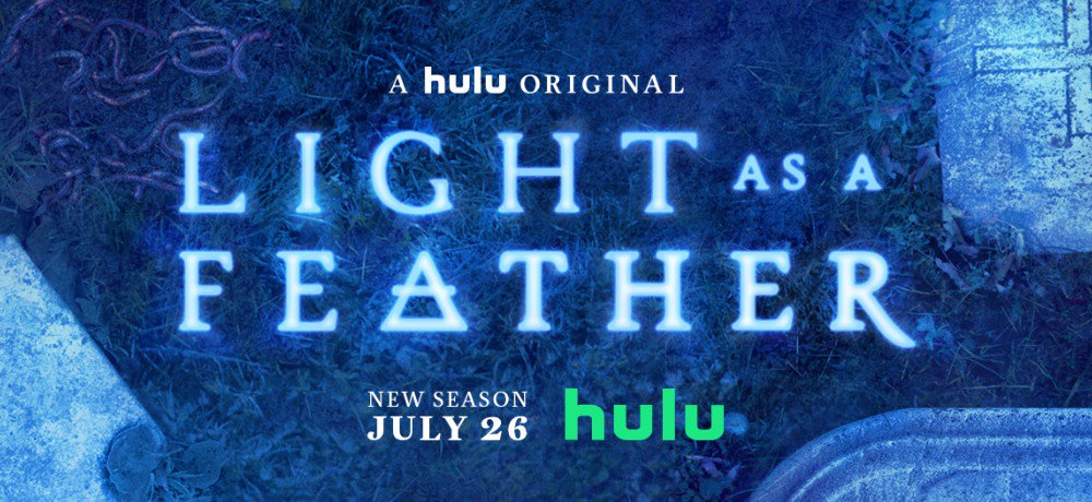 """""""The Curse Continues"""" in the Official Trailer for Season 2 of Hulu's LIGHT AS A FEATHER"""