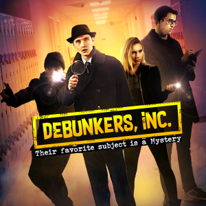 """Check Out the Official Trailer for DEBUNKERS, INC. – """"Stranger Things"""" meets """"Scooby Doo"""""""