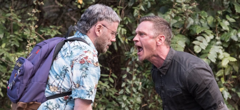 Check Out the Trailer for THE FANATIC, Starring John Travolta and Devon Sawa