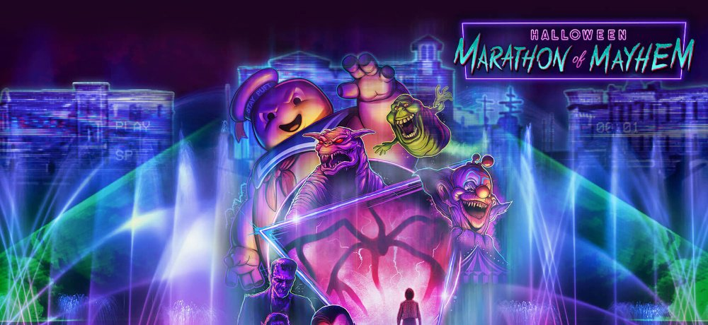 Halloween Horror Nights Announces HALLOWEEN MARATHON OF MAYHEM Lagoon Show for Universal Orlando Resort