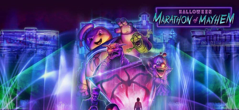 Halloween Horror Nights Announces HALLOWEEN MARATHON OF MAYHEM Lagoon Show for Universal Orlando Resort
