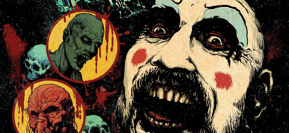 Halloween Horror Nights Announces HOUSE OF 1000 CORPSES Mazes for Universal Studios Hollywood and Universal Orlando Resort