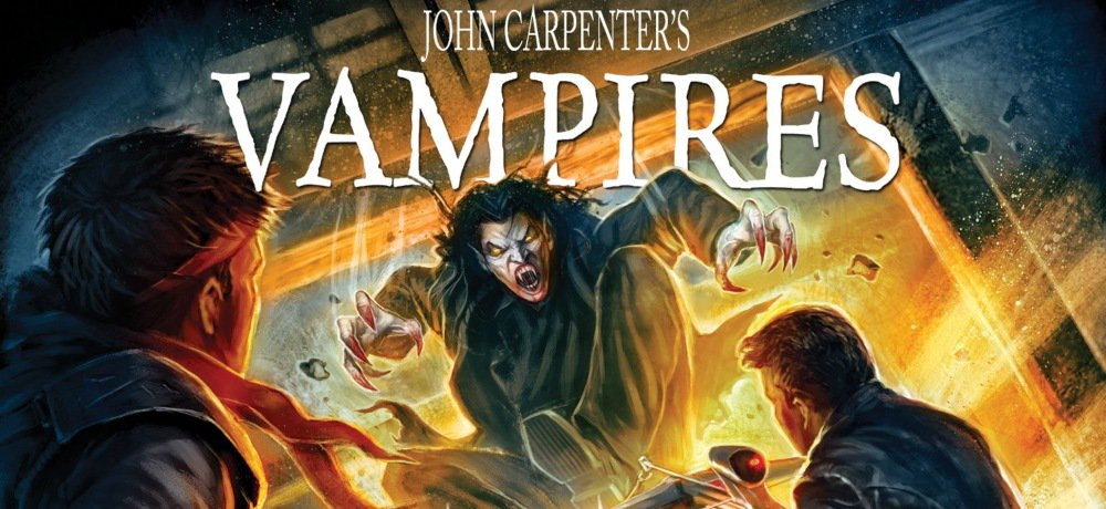 Full Release Details for Scream Factory's JOHN CARPENTER'S VAMPIRES Collector's Edition Blu-ray