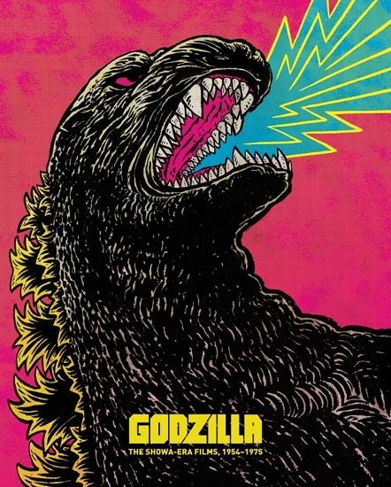 New Trailer for GODZILLA: THE SHOWA-ERA FILMS 15-Movie Blu-ray Collection, Coming This October from Criterion