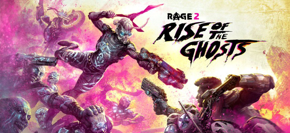 RISE OF THE GHOSTS Expansion Coming to RAGE 2 on September 26th