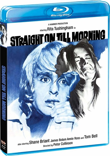 Hammer's STRAIGHT ON TILL MORNING Now Available on Blu-ray