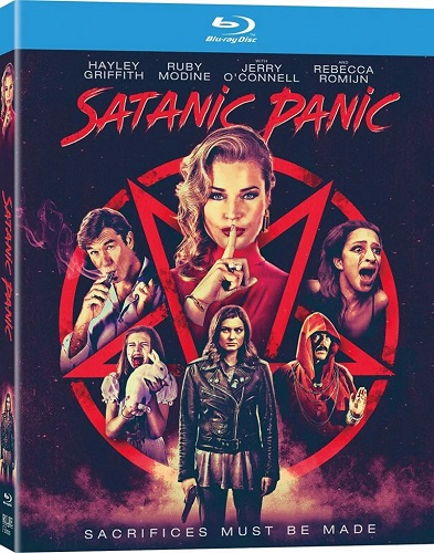 Chelsea Stardust's SATANIC PANIC Coming to Blu-ray and DVD on October 22nd