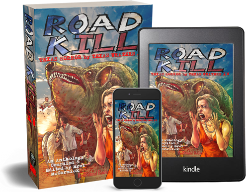 Book Review: ROAD KILL, Vol. 4