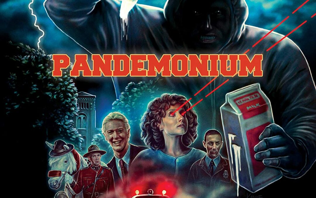 Blu-ray Review: PANDEMONIUM