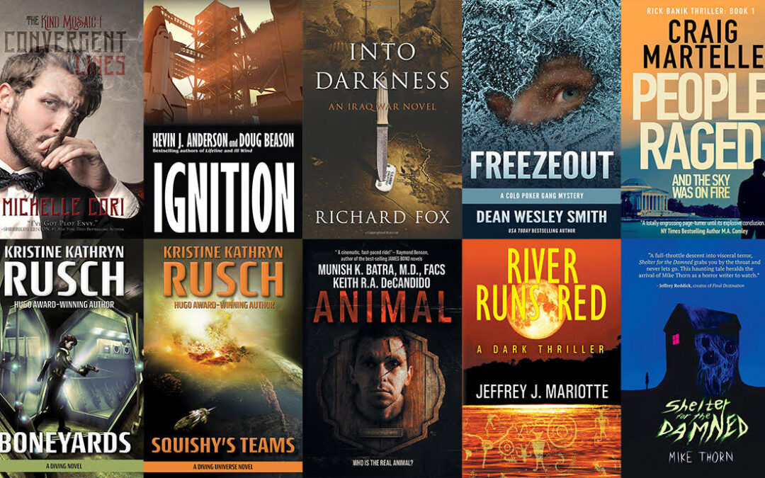 The PULSE POUNDERS StoryBundle
