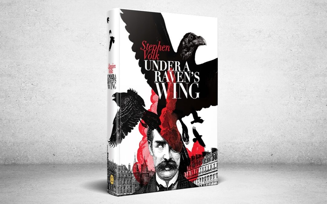 Book Review: UNDER A RAVEN'S WING