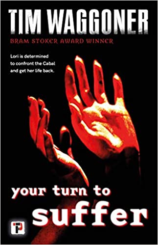 Book Review: YOUR TURN TO SUFFER