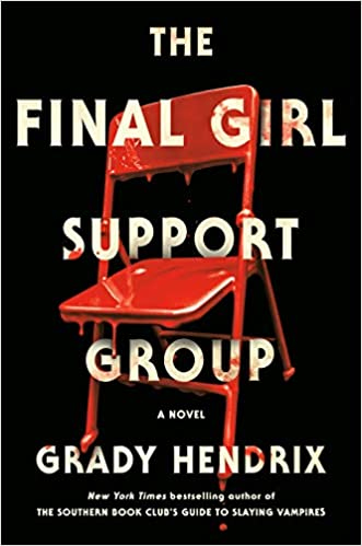 Book Review: THE FINAL GIRL SUPPORT GROUP