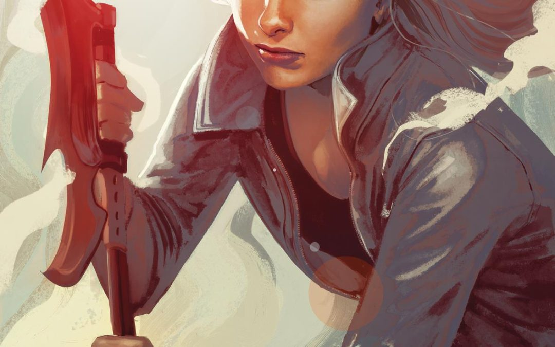Joss Whedon and Christos Gage Bring a Reckoning for 'Buffy the Vampire Slayer'