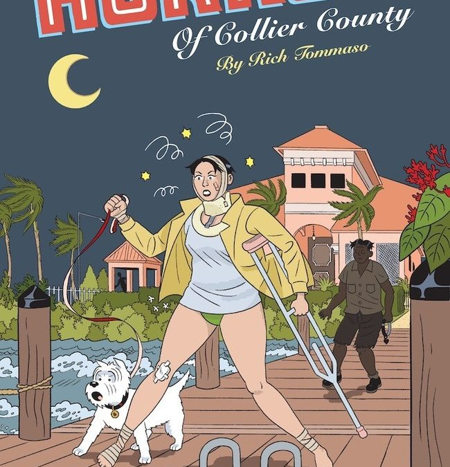 Return to Collier County with a Deluxe 20th Anniversary Edition of 'The Horror of Collier County'