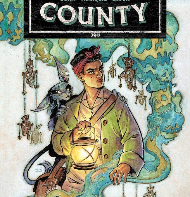 'Harrow County' is Back