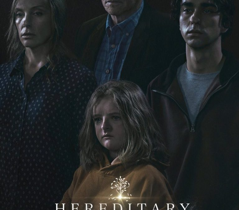 A New Poster Is Out For Ari Aster's Hereditary!