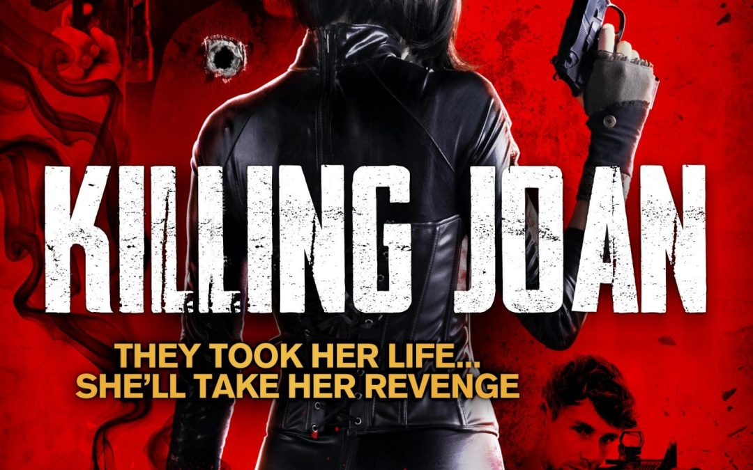 Jamie Bernadette is Out for the Kill this April in 'Killing Joan'