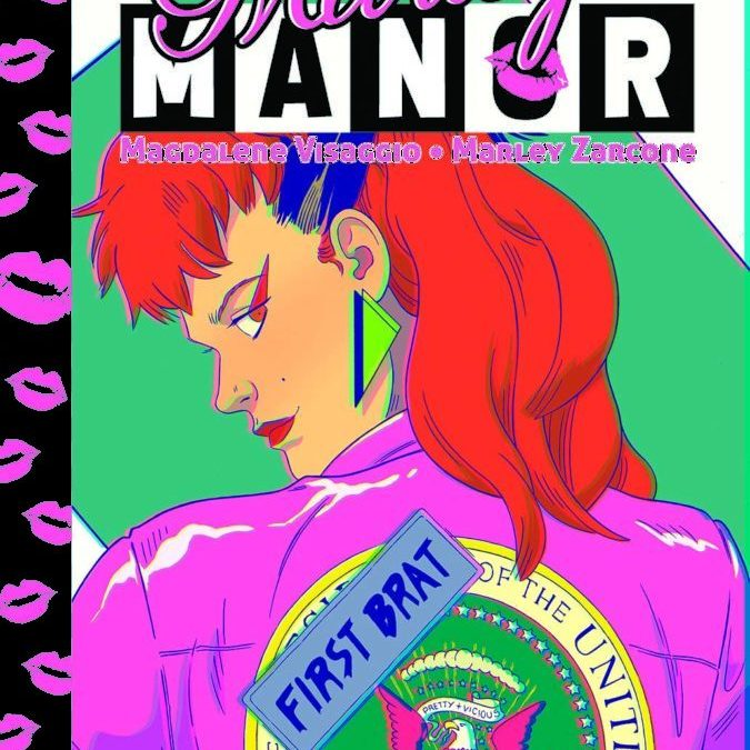 Follow the First Daughter's Post-Punk Exploits in 'Marilyn Manor'