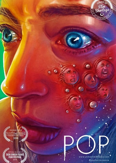 'POP' – A Zit-Centric Body Horror Short
