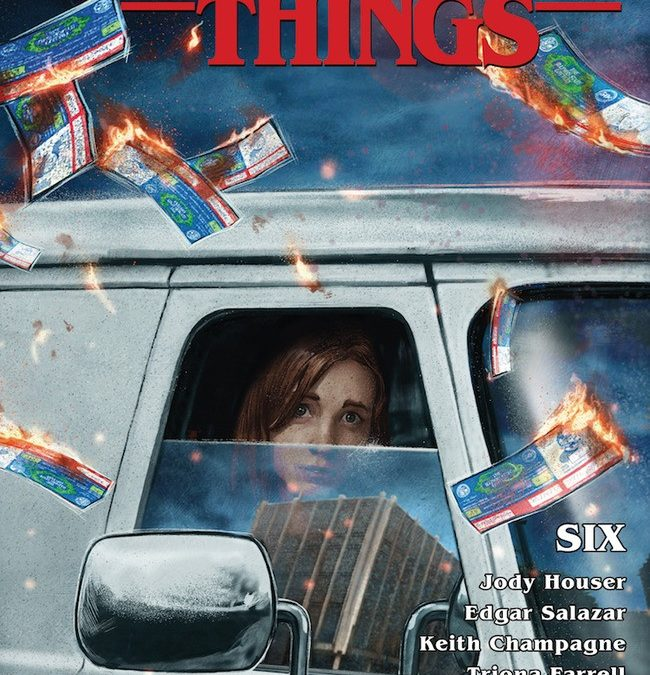 More 'Stranger Things' Comic Books Coming from Dark Horse and Netflix
