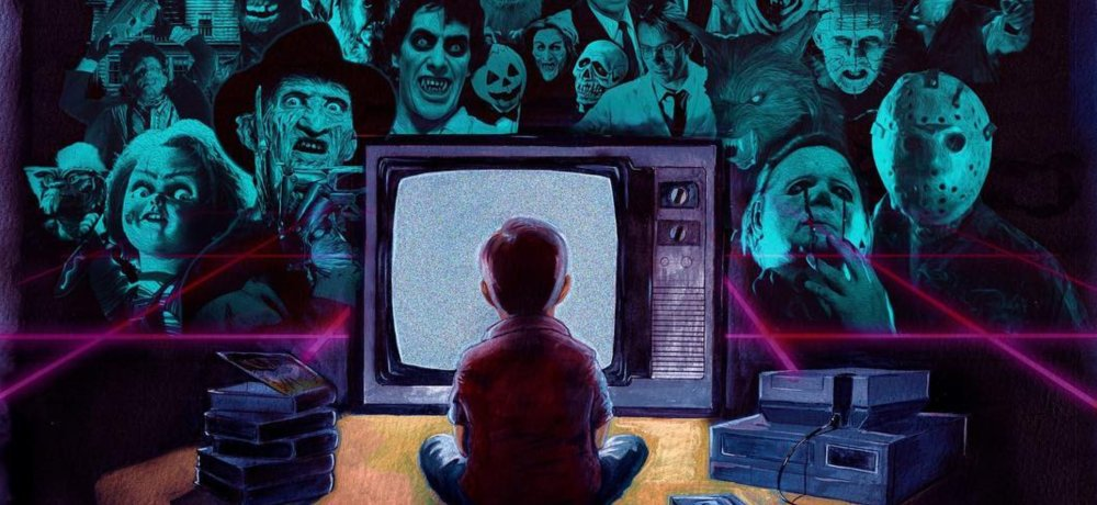Take a Walk Down Memory Lane with the Teaser Trailer for 1980s Horror Documentary 'In Search of Darkness'