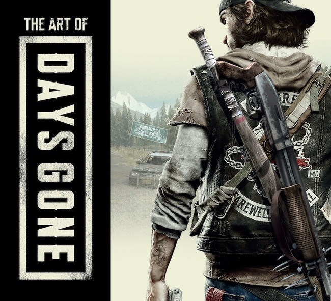 Dark Horse Explores the Brutal World of the Upcoming Playstation 4 Game 'Days Gone' in New Art Book
