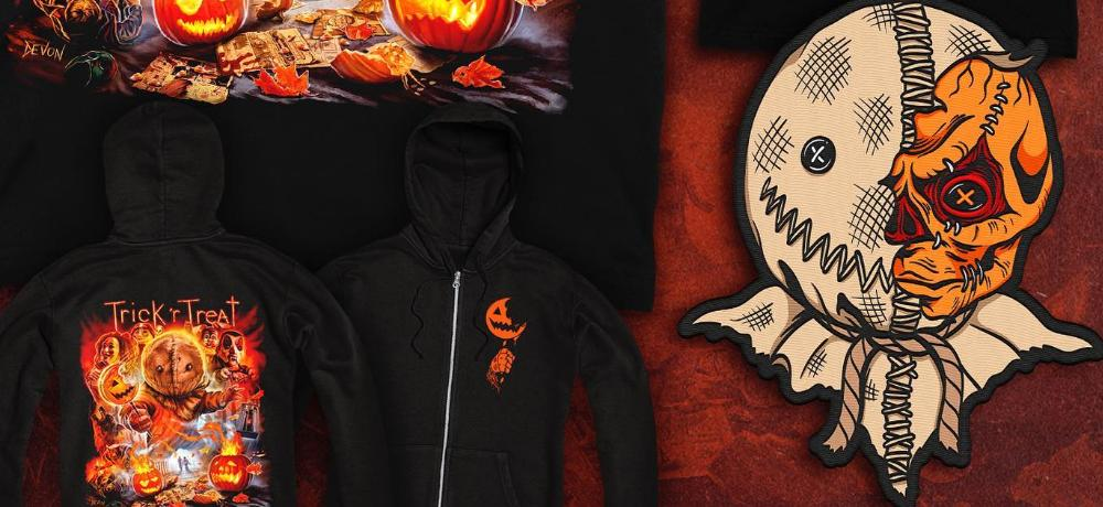 Sam is Coming for Us All in a New 'Trick 'R Treat' Collection (Part 1) from Cavitycolors