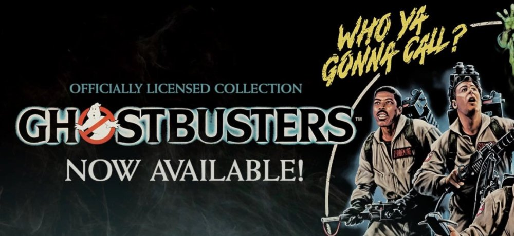 Fright-Rags Celebrates 35 Years of GHOSTBUSTERS with New Apparel Collection