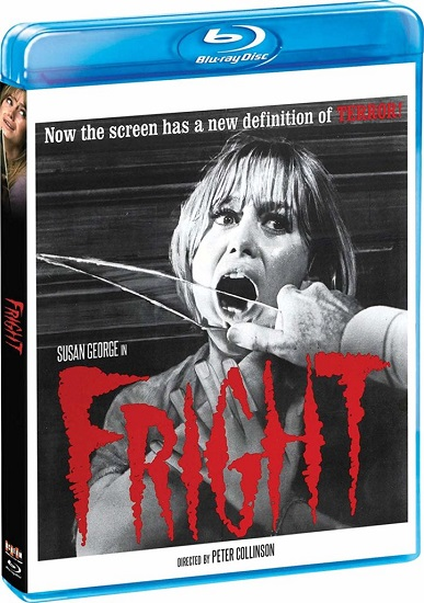 FRIGHT Now Available on Blu-ray