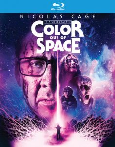 COLOR OUT OF SPACE Drops February 25th
